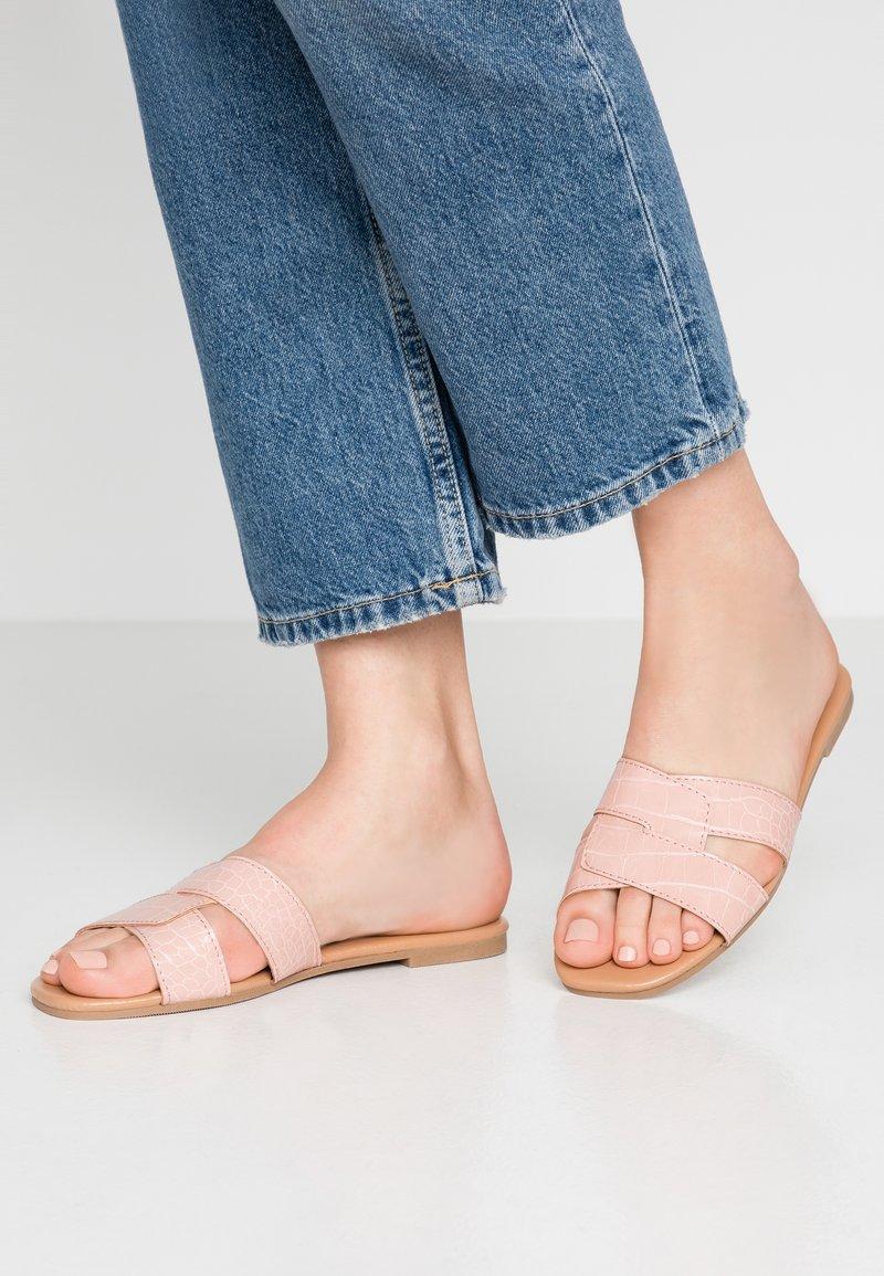 New Look - FIESTA - Mules - pink