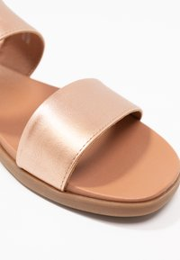 New Look - FUNSHINE - Mules - rose gold - 2