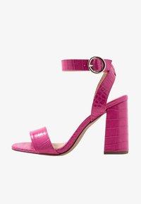 New Look - RICHARD - Sandalen met hoge hak - bright pink - 1