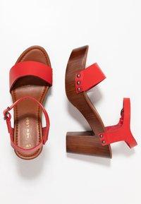 New Look - PERK - Clogs - bright red - 3