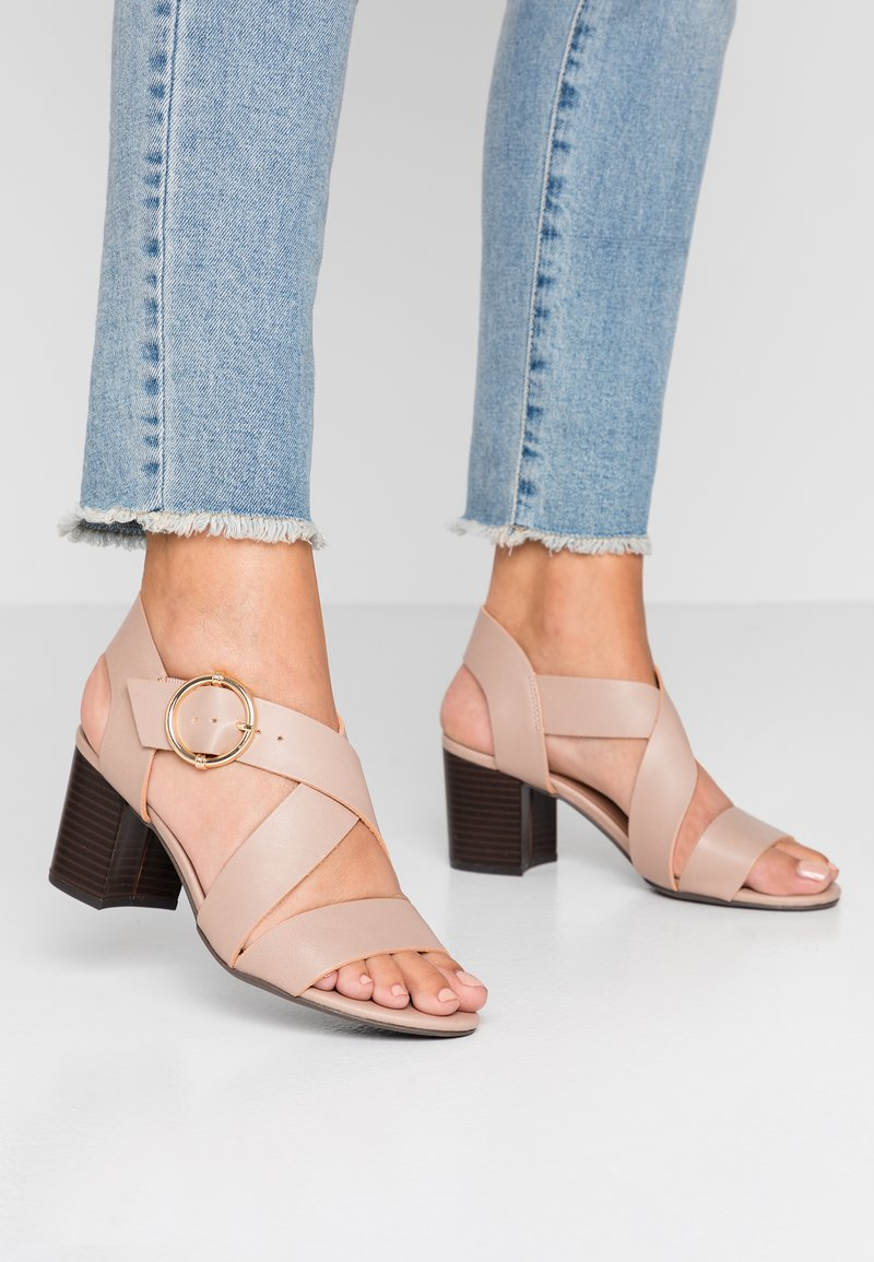New Look - PARADISE - Sandals - oatmeal