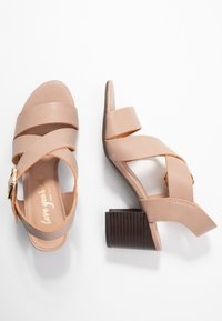 New Look - PARADISE - Sandals - oatmeal - 3