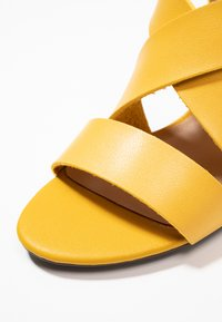 New Look - PARADISE - Sandals - bright yellow - 2