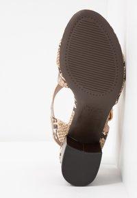 New Look - PARADISE - Sandalias - brown - 6