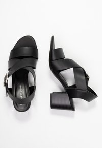 New Look - PARADISE - Sandals - black - 3