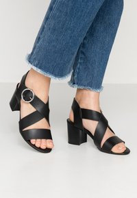 New Look - PARADISE - Sandals - black - 0