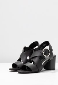 New Look - PARADISE - Sandals - black - 4