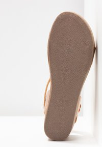 New Look - PEANUT - Platform sandals - rose gold - 6