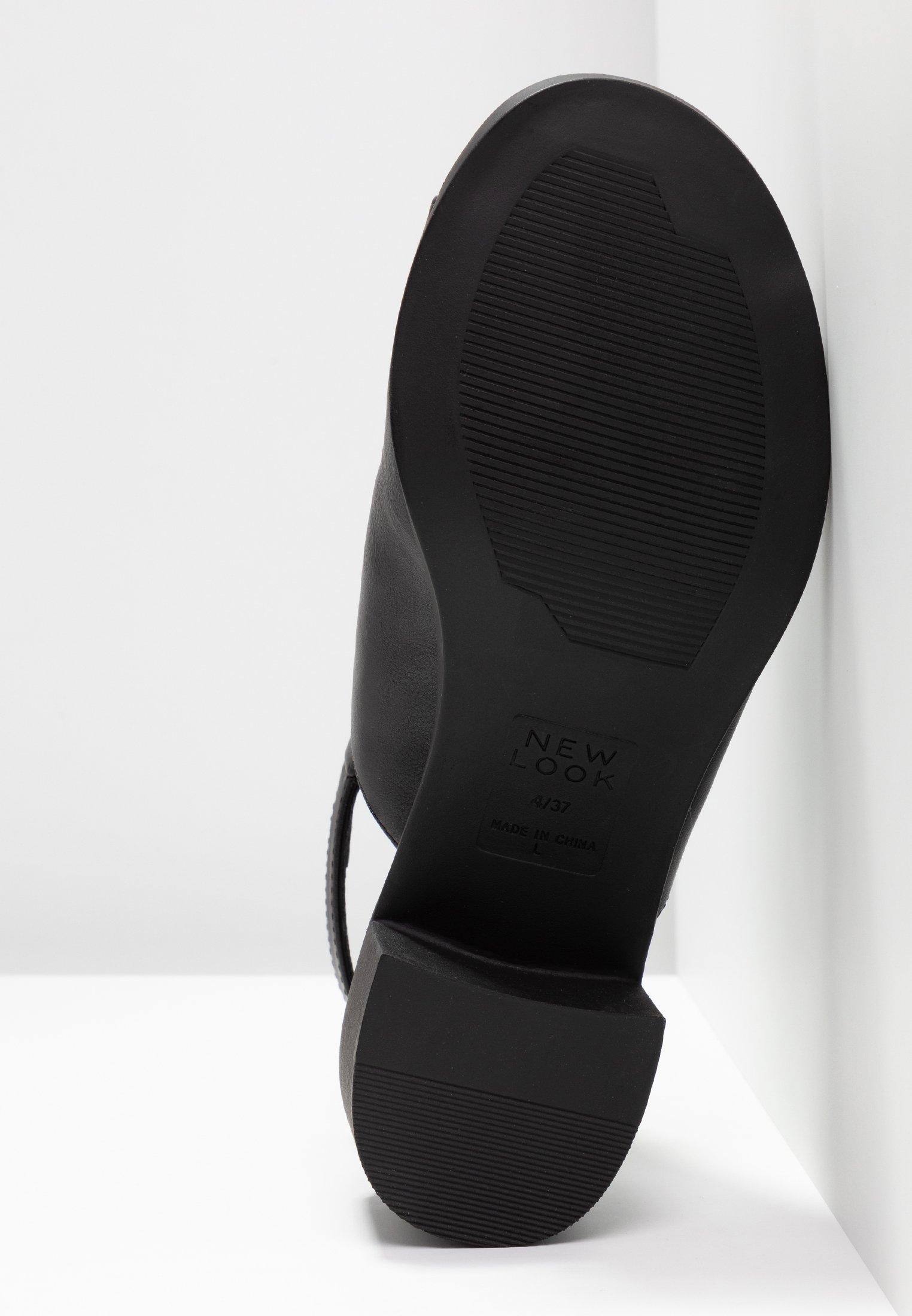 New Look Pig - Sandales Black
