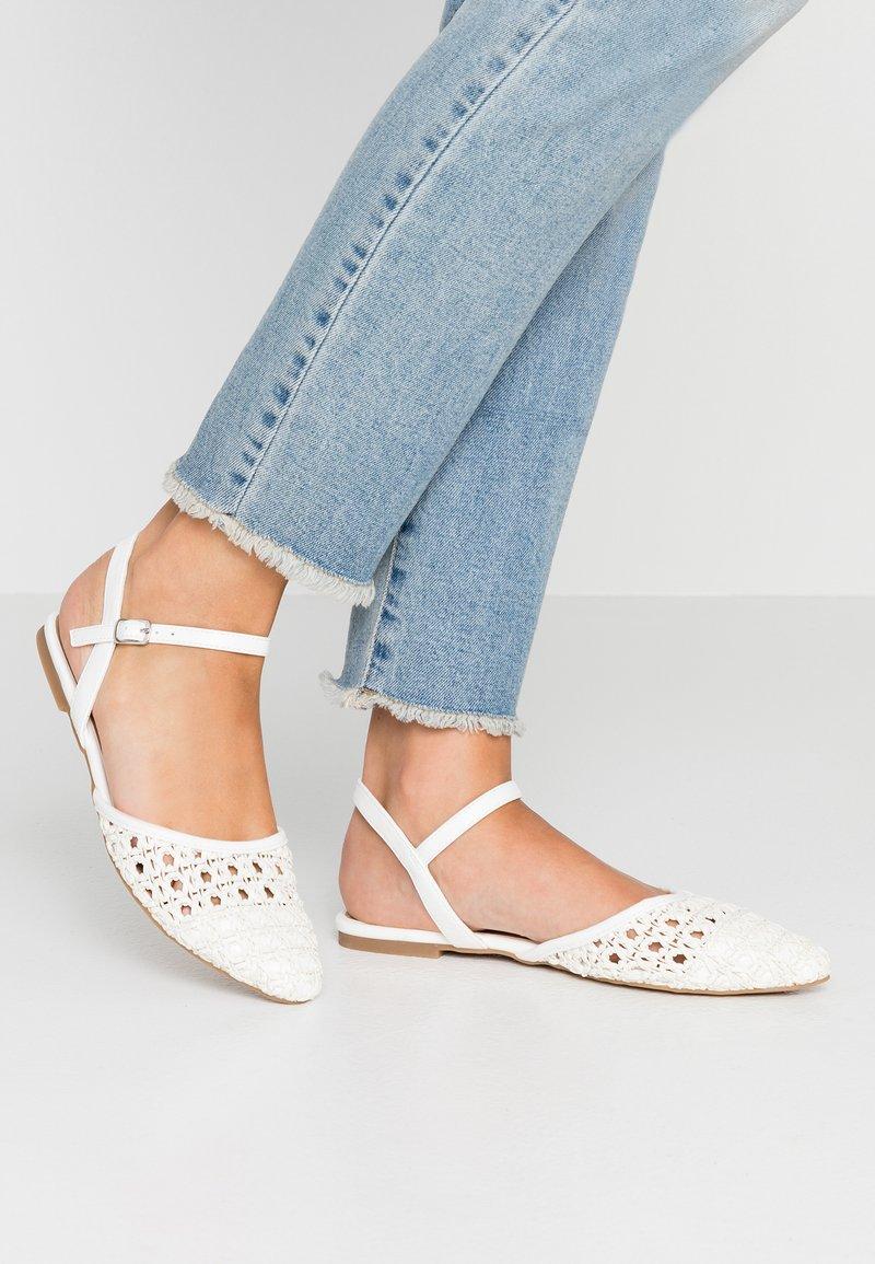 New Look - KONE - Sandalias - white