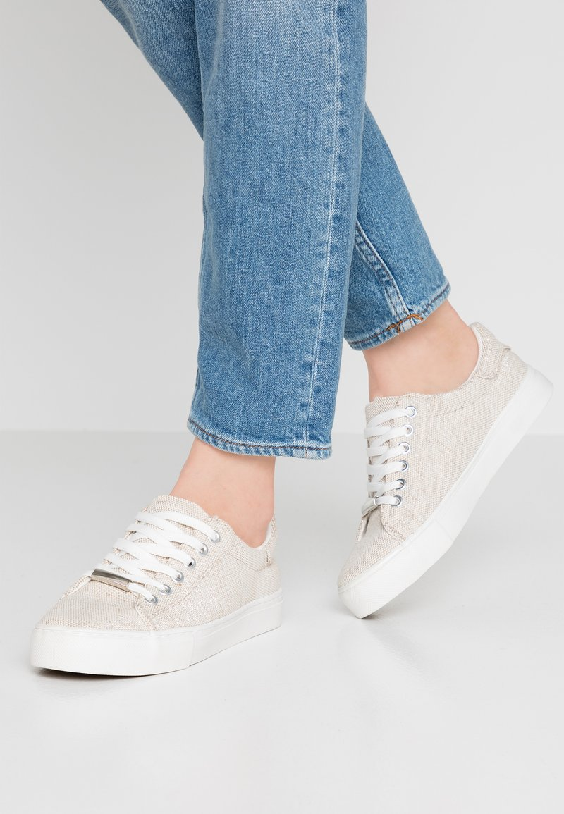 New Look - MIDS - Tenisky - offwhite