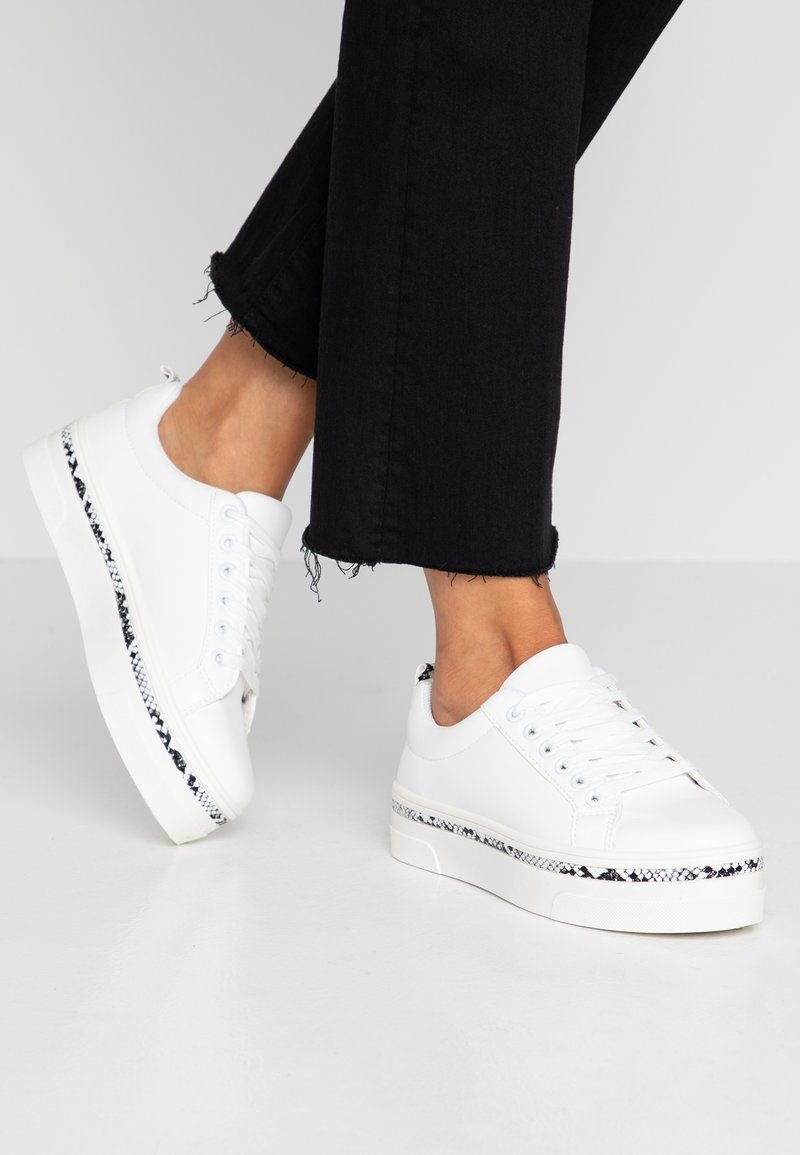 New Look - MOSITIVE  - Trainers - white