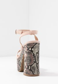 New Look - SCARED - High heeled sandals - oatmeal - 5