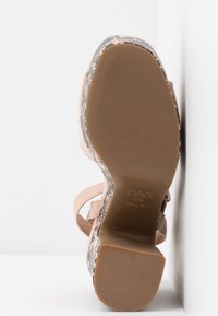 New Look - SCARED - High heeled sandals - oatmeal - 6
