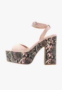 New Look - SCARED - High heeled sandals - oatmeal - 1