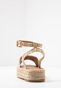 New Look - HAPPYHOUR  - Platform sandals - orange/yellow - 5