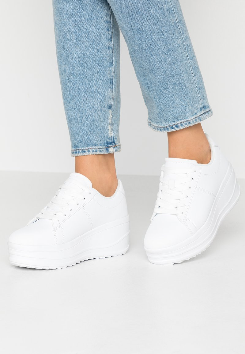 New Look - MELANIE - Trainers - white