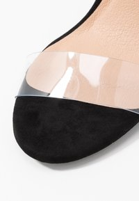 New Look - SHOKA - Sandales à talons hauts - black - 2