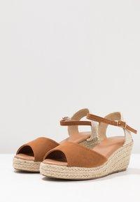 New Look - PAT - Platform sandals - tan - 4