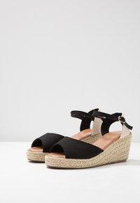 New Look - PAT - Sandály na platformě - black - 4