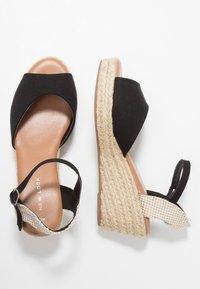 New Look - PAT - Sandály na platformě - black - 3