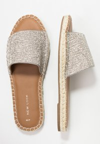 New Look - FIAMI - Mules - silver - 3