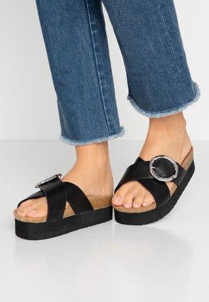 IDLE - Pantofle - black