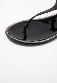 New Look - Sandály s odděleným palcem - black - 2