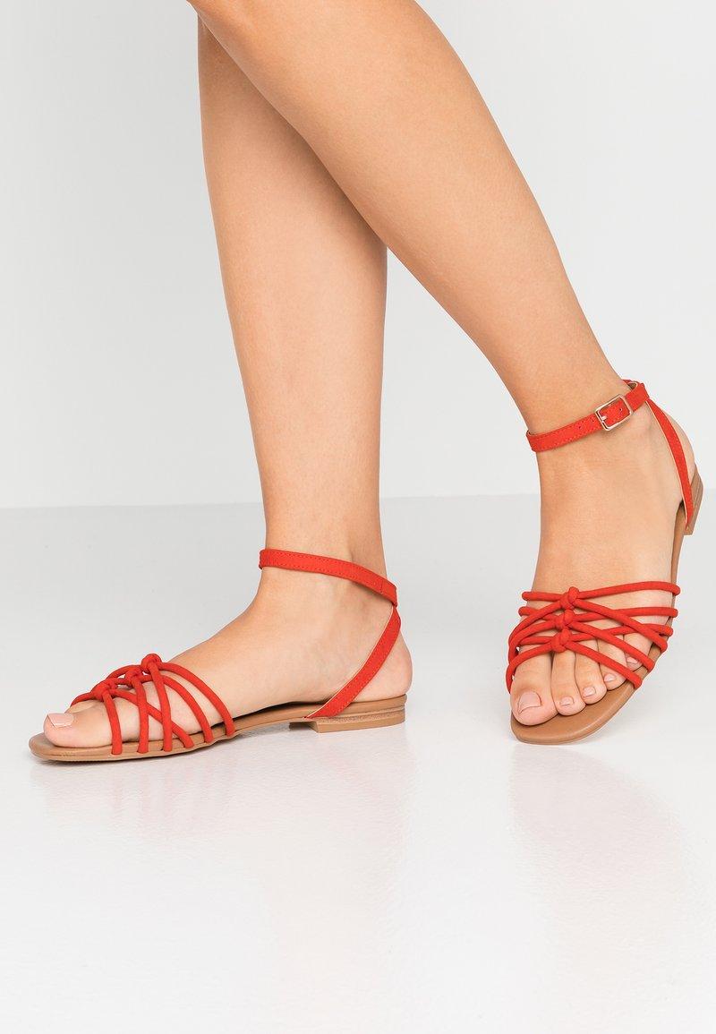 New Look - INTER - Sandals - burnt orange
