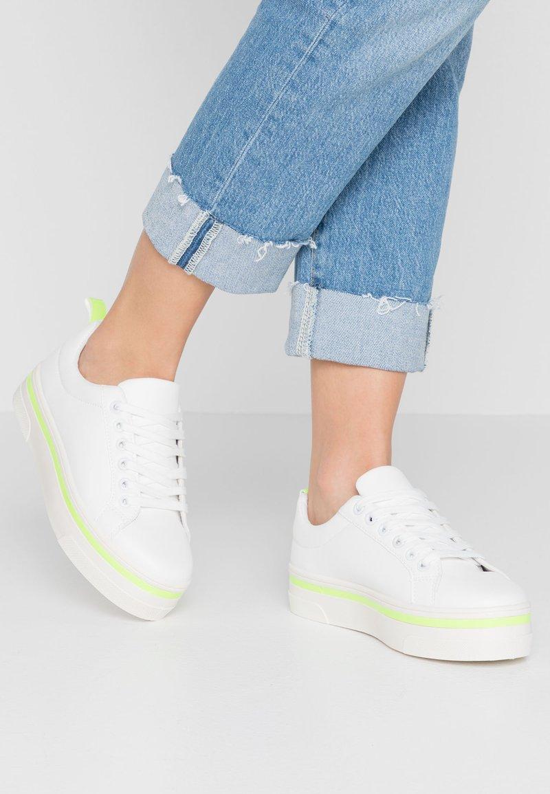 New Look - MOSITIVE - Zapatillas - white
