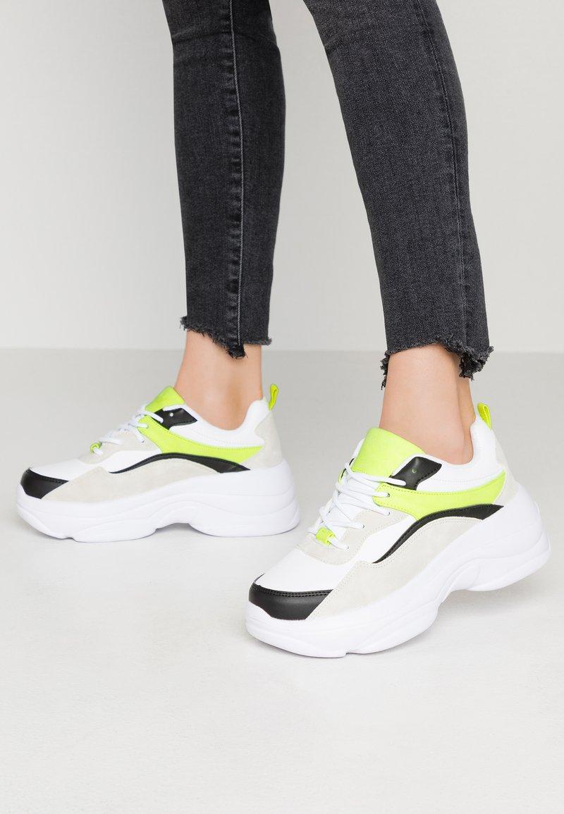 New Look - MENACE - Sneakers laag - black