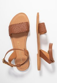 New Look - HOLLY - Sandals - tan - 3