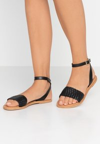 New Look - HOLLY - Sandals - black - 0
