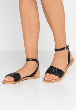 HOLLY - Sandales - black
