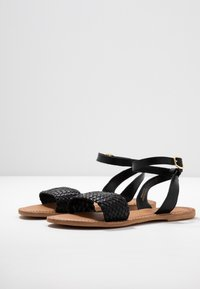 New Look - HOLLY - Sandals - black - 4