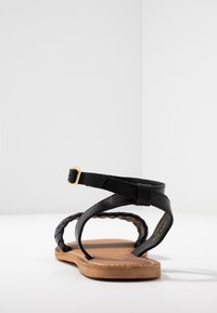 New Look - HOLLY - Sandals - black - 5