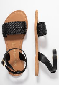 New Look - HOLLY - Sandals - black - 3