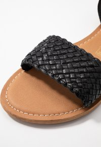New Look - HOLLY - Sandals - black - 2