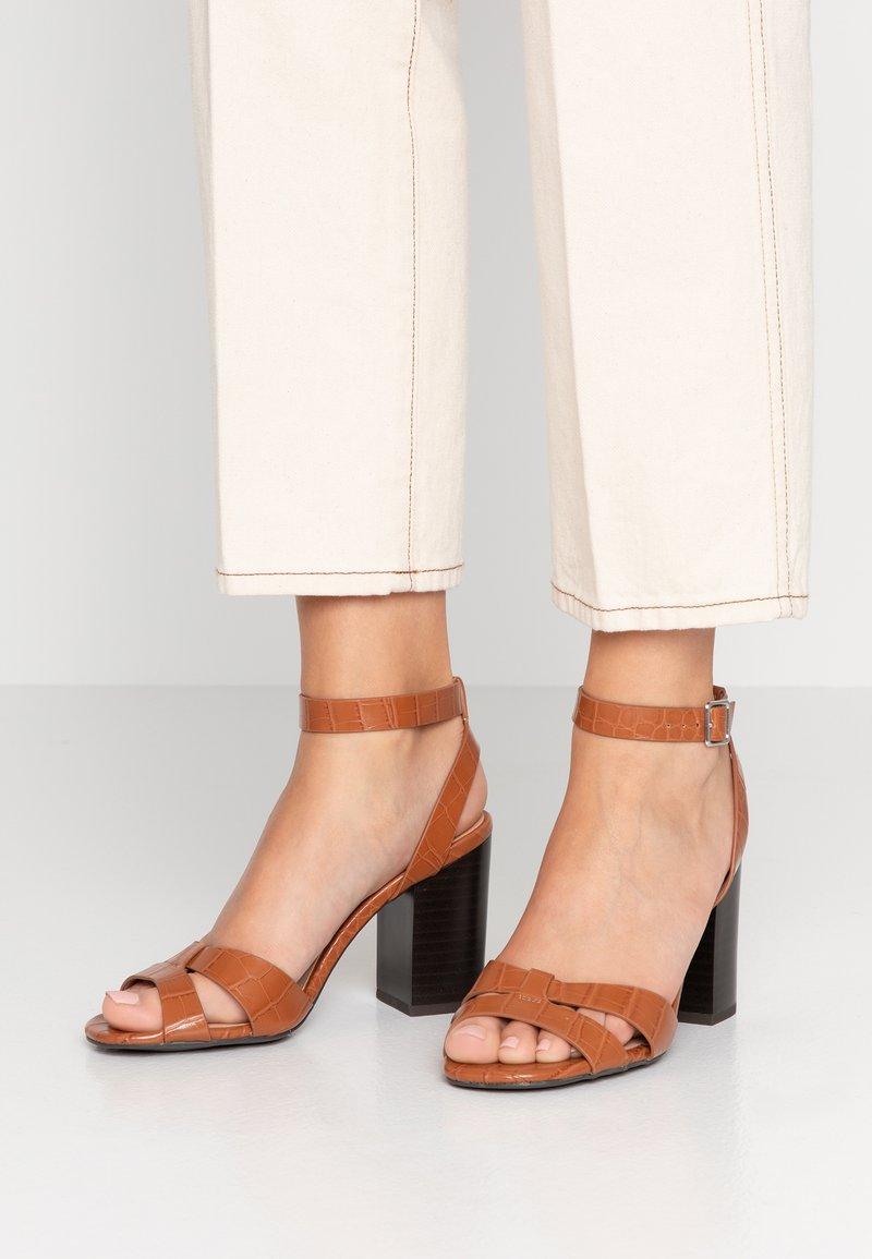 New Look - PENNY  - High Heel Sandalette - tan
