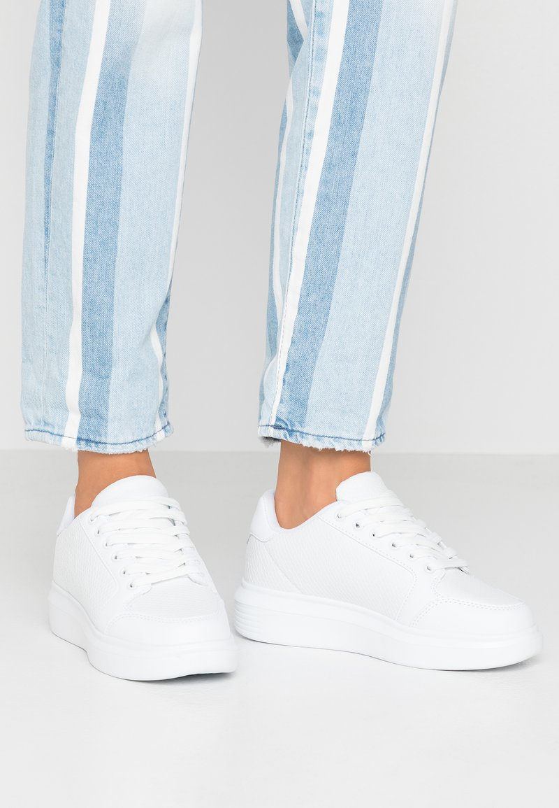 New Look - MACHO - Sneakers - white