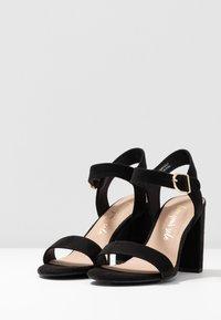 New Look - VIMS - High heeled sandals - black - 4