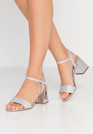 PAN - Sandaler - silver