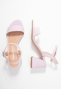 New Look - PAN - Sandals - lilac - 3