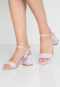 New Look - PAN - Sandals - lilac - 0