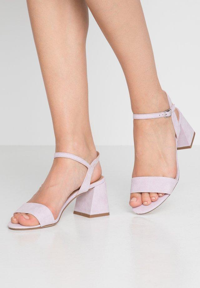 PAN - Sandals - lilac