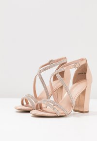 New Look - START - Sandály na vysokém podpatku - rose gold - 4