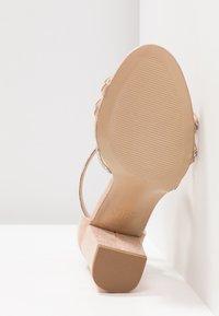 New Look - START - Sandály na vysokém podpatku - rose gold - 6