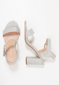 New Look - VIMS - High heeled sandals - silver - 3
