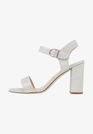 VIMS - High Heel Sandalette - silver