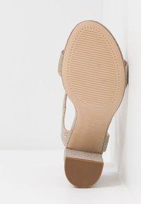 New Look - VIMS - Sandalias de tacón - gold - 6